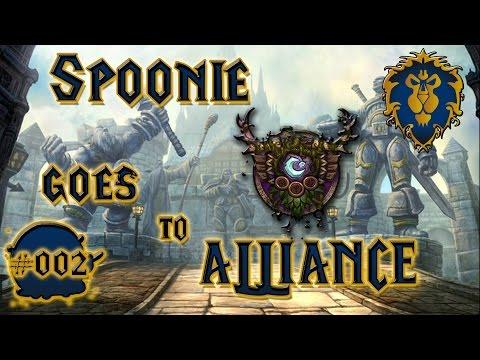 ✽ Spoonie goes to Alliance ✽ #002 - Der Huf der Fäulnis!