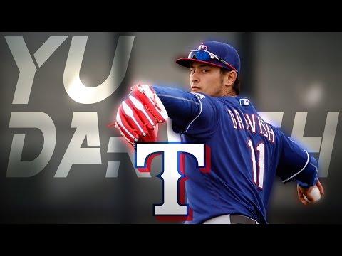 Yu Darvish | Rangers 2016 Highlights Mix ᴴᴰ