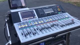 OK AUDIO PRO...San Diego. CA.   Martin Audio , Crown ITech ,  Yamaha TF5 , Line Array
