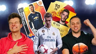 Co mamy, tym gramy #12 | TOPPS DRAFT - FIFA 18