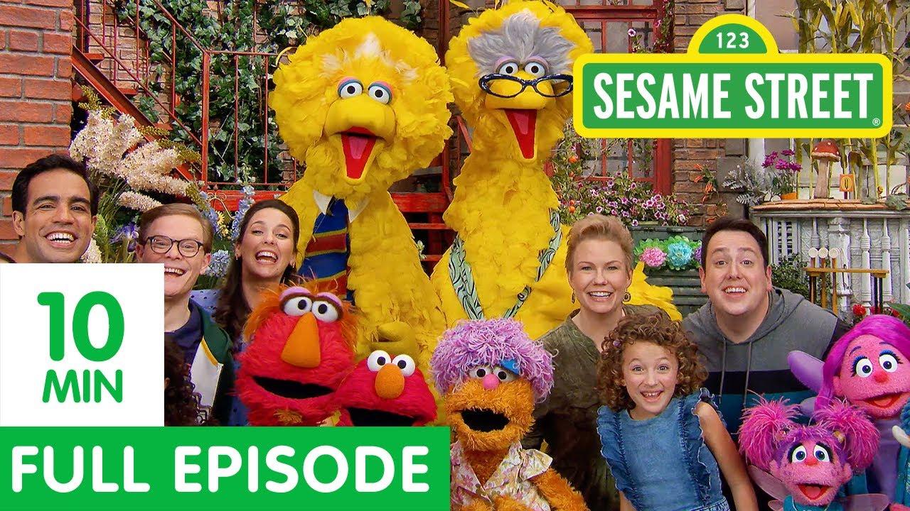 Sesame Street: Family Day | Full Street Story