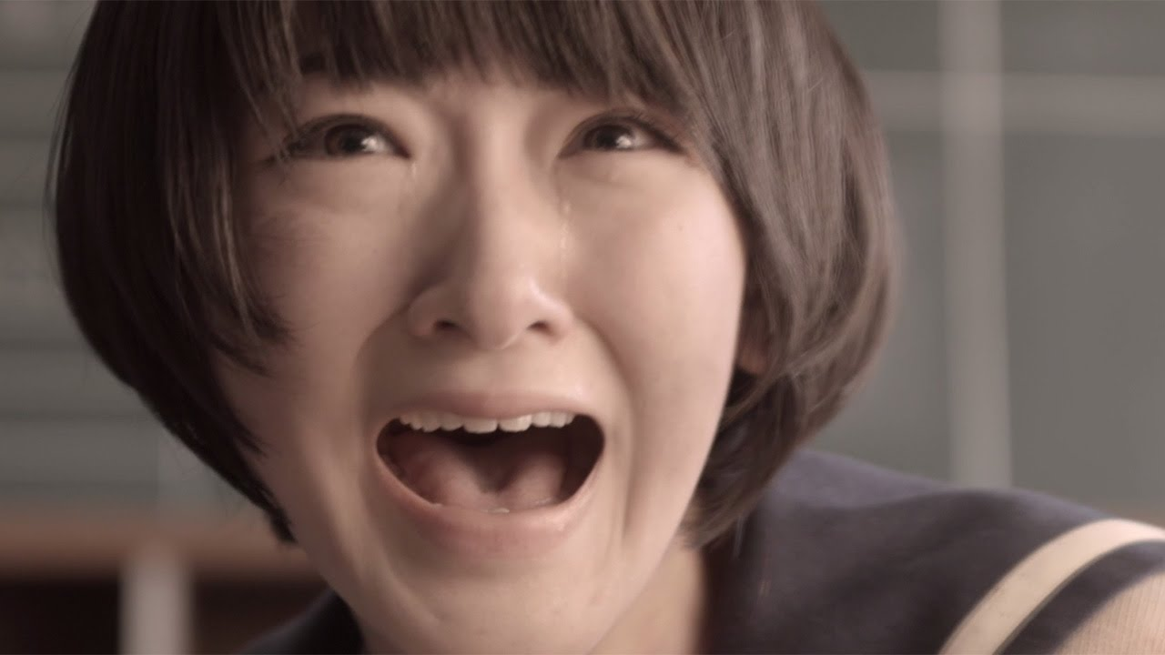 Rina Ikoma Of The Group Nogizaka46 Screams Out In Trailer Of Movie