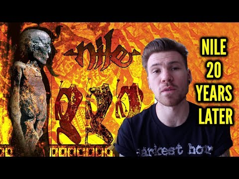 NILE's Amongst The Catacombs of Nephren-Ka Turns 20 Years Old | MetalSucks