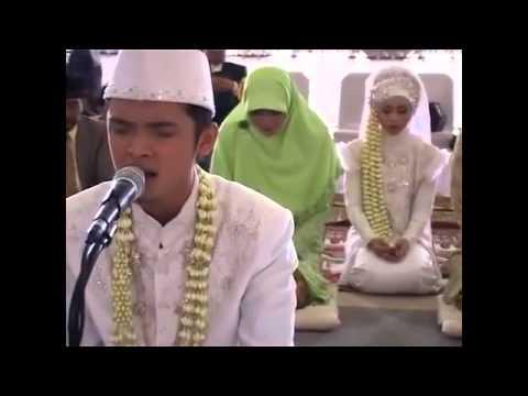 Masya ALLAH... Mahar Surat Cinta untuk Seorang Istri Solehah