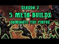 Gambar cover 5 Meta Builds for Season 2! | Butcher's Circus Build Spotlight | Darkest Dungeon