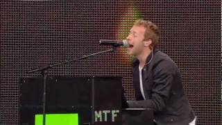 Coldplay - Fix You - Live Performance - Subtítulos Español - L 8 - 06 / 07 / 2005