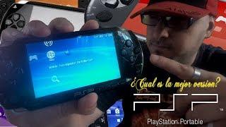 Cual es la mejor Versión/Modelo de la PSP? | Opinión : )
