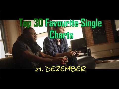 Top 30 Favorite Single Charts 21. Dezember/December 2013