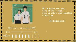 ♬ Bolbbalgan4 - First Love《 Studio Version 》