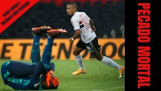 Falha de Hugo dá vitória ao São Paulo, mas Flamengo jogou melhor e já apresentou evolução com Ceni