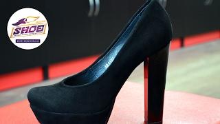 Женские замшевые туфли Miluchi