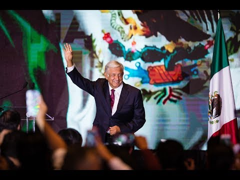 Elected In A Landslide, Can Mexico's López Obrador Deliver On Dramatic Promises?