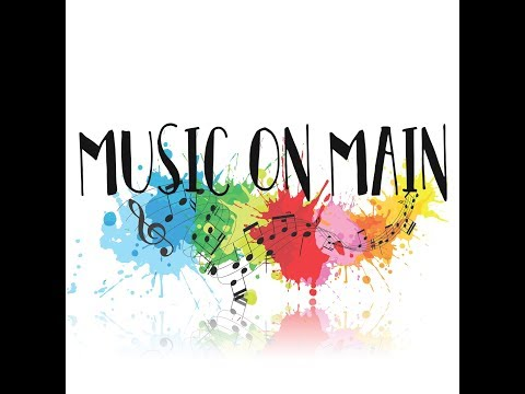 Music on Main in Downtown Claremore, OK