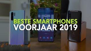 De beste Android-smartphones van lente 2019