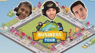 JE RACHÈTE TOUT CE QUI BOUGE - BUSINESS TOUR (DOMINGO, KENNY ET THEO)
