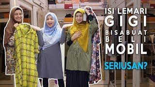 Download ISI LEMARI GIGI BISA BUAT BELI MOBIL,SERIUS? Mp3 and Videos