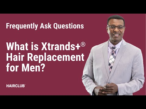 Hair Club Solutions Xtrands For Men Hd