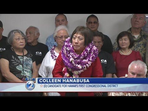 Hanabusa files bid for Congress: 'I am a legislator at heart'