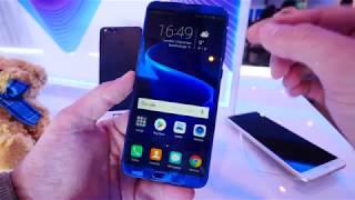 Ez a jobb & olcsóbb Huawei Mate 10 Pro | Honor View 10 Okostelefon bemutató videó