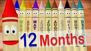 חודשי השנה באנגלית