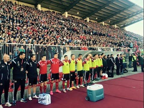 Kosovo - Albania 2-2  (Friendly Match)