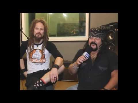 Hellyeah interview - Vinnie Paul speaks on Hellyeah, Pantera reunion, drummers + more!