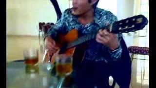 Mưa Tuyết (Jimmy Nguyễn) - Guitar Cover Cực Hay 1 Thời