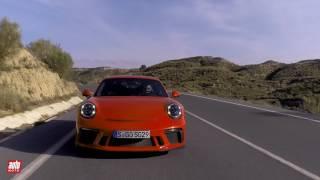 2017 Porsche 911 GT3 [ESSAI] : atmos-féerique (acceleration & sound)