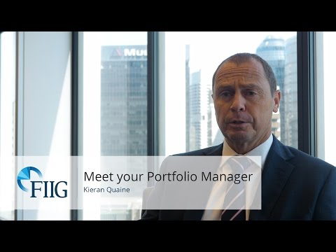 Meet your Portfolio Manager,  FIIG – The Fixed Income Experts