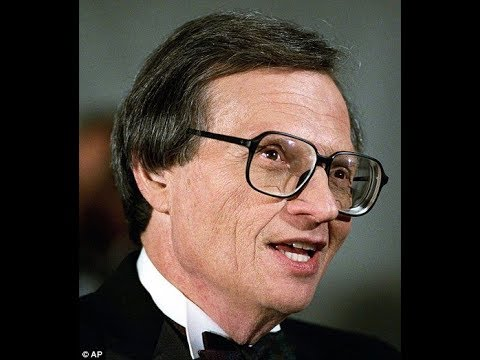Larry King on 1500 WTOP and 610 WIP - March 8, 1989