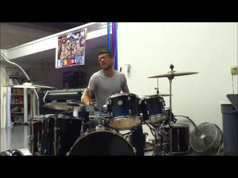 Dream Theater - Erotomania (Drum Cover by Broc Hottle)