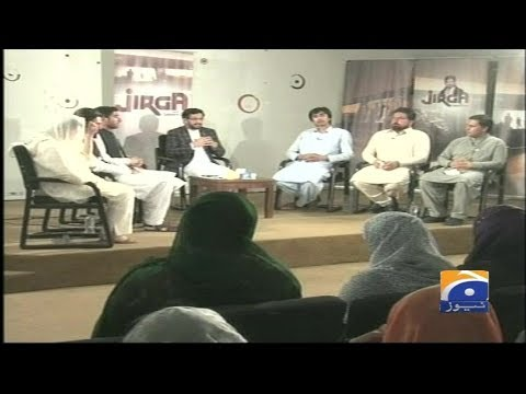Jirga - 21-October-2017 - Geo News
