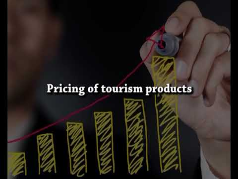 TOURISM PRODUCT MARKETING
