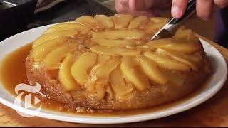 Thanksgiving Recipes: Pear Upside-down Cake - Mark Bittman | The New York Times