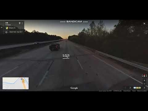 Interstate 65 - Alabama (Exits 242 to 254) northbound [2018 Google on auburn alabama zip code map, kentucky road map, alabama time zone map, i 22 corridor map, interstate 65 tennessee map, alabama congressional district map,