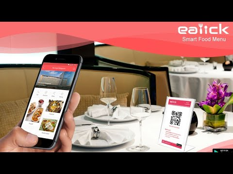 Eatick - Smart Food Menu , Best Way To Represent Food Menu , Digital Menu & Pocket Food Menu