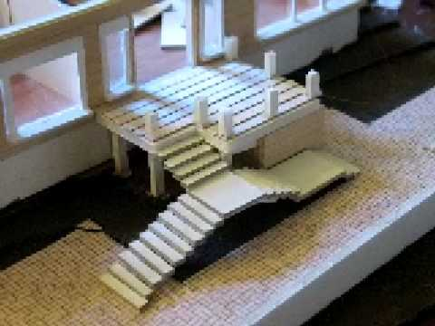 Architectural Model Time Lapse