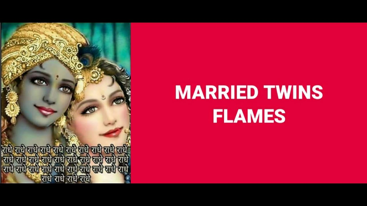 Married Twin Flames (FIRST TIME IN TWIN CHANNEL )