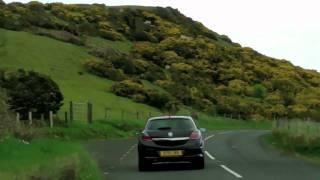 Northern Ireland: Coastal route to Giant's Causeway