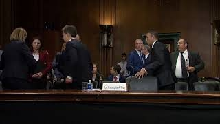 FBI's Christopher Wray testifies to Senate Judiciary Committee - watch live