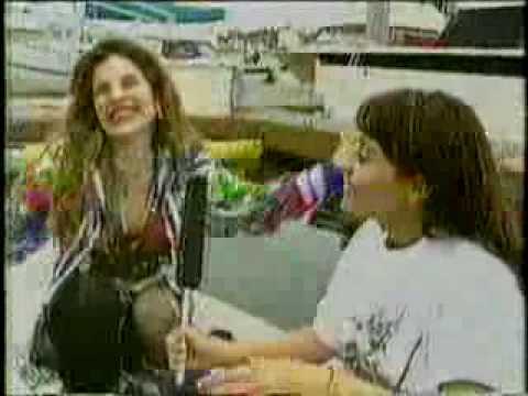 Gloria Trevi  'Entrevista' 1994