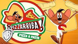 Луни Тюнз | Спиди Гонсалес поет песню «Пиццарриба» | WB Kids