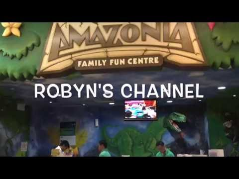 Robyn goes to Amazonia