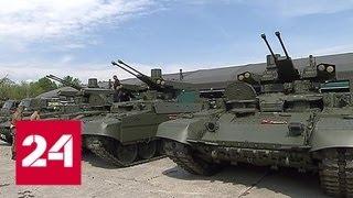 """Новые """"игрушки"""" российских военных способны выполнить самые сложные задачи - Россия 24"""