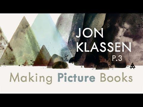 The Business of Children's books: Jon Klassen Interview P.3