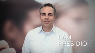 I AM PRESIDIO: Eric Martinis and Megan Crissman