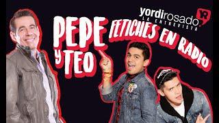 Fetiches sexuales que odias de tu pareja | Pepe y Teo