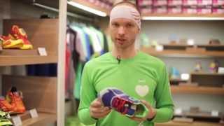 видео Кроссовки для бега