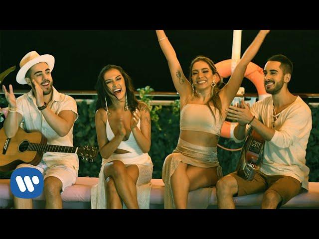 Anitta feat Melim - Meu Mel (Official Music Video)