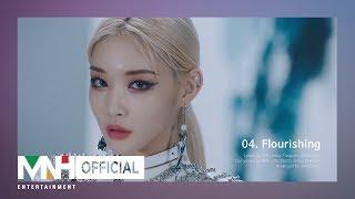 청하(CHUNG HA) - 4th Mini Album [Flourishing] Highlight Medley